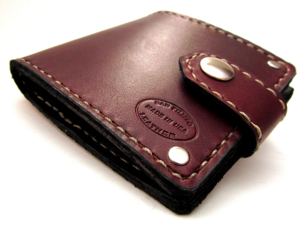 Engraved Leather Wallets for Him
