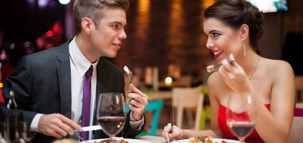 First date flirting tips