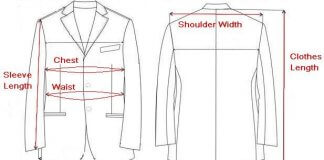 How to Measure for a Men's Suit
