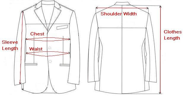 ad9c112adc9 How to Measure for a Men s Suit