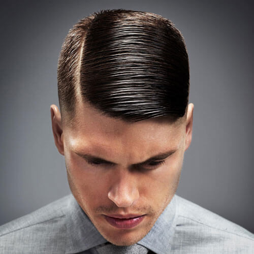 A Guide On How To Part Men S Hair Men Health India Health And