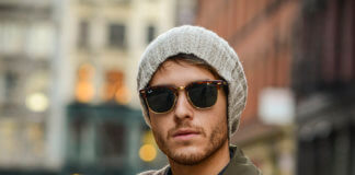 How to Wear a Beanie with Short Hair