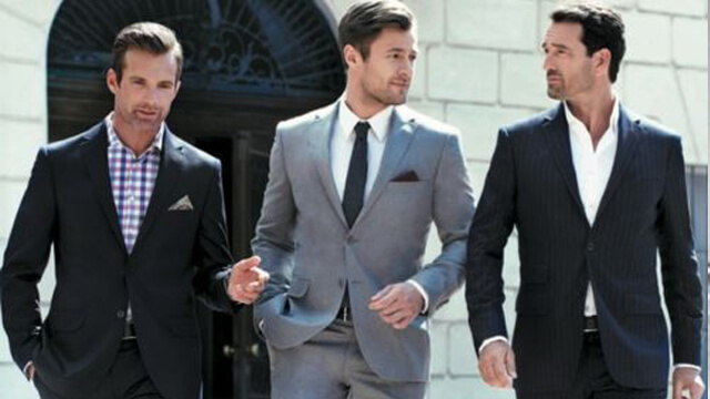 Men's dresses to wear to a wedding