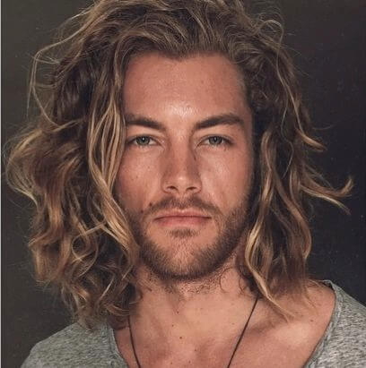 13 Hairstyles for men with long hair