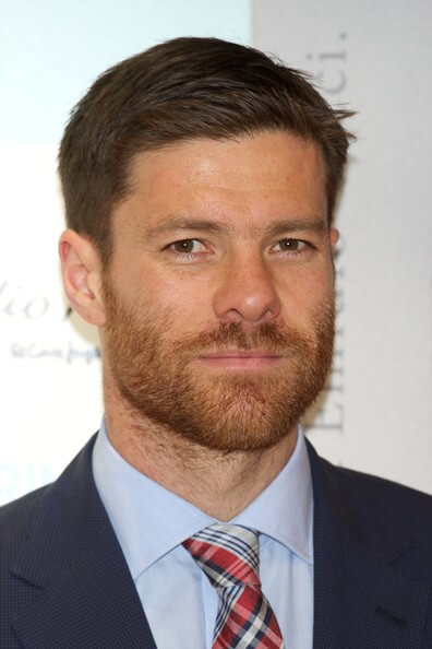 Xabi Alonso No Beard 14 Best Short B...