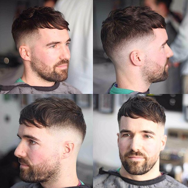 Short Hair Hairstyles for Guys