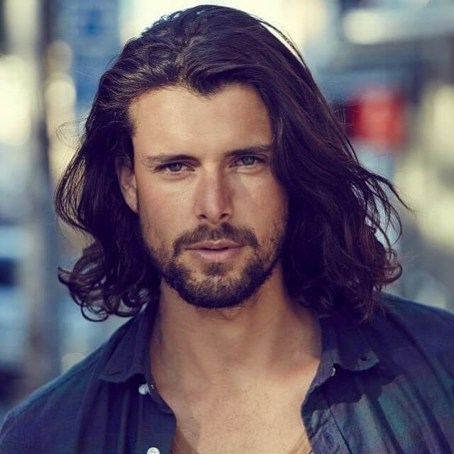 13 Hairstyles For Men With Long Hair Men Health India