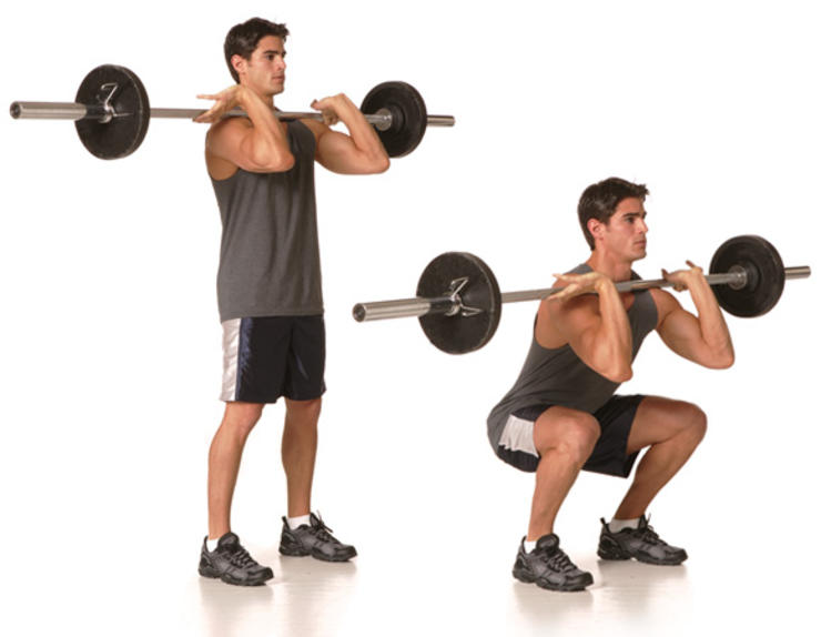 Squat Routine for Mass