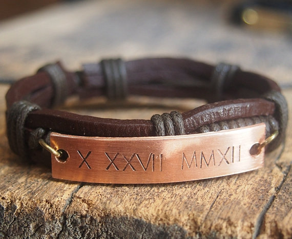 son etc gift box leather engraved boy itm o dad for personalised bracelet man