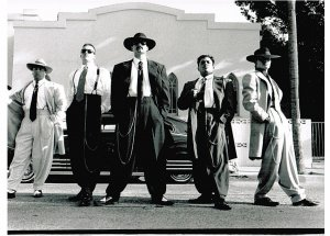 Zoot Suits 1920s